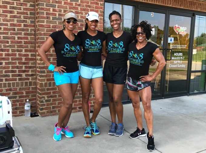 team 803 fitness meets at clean eatz boot camp