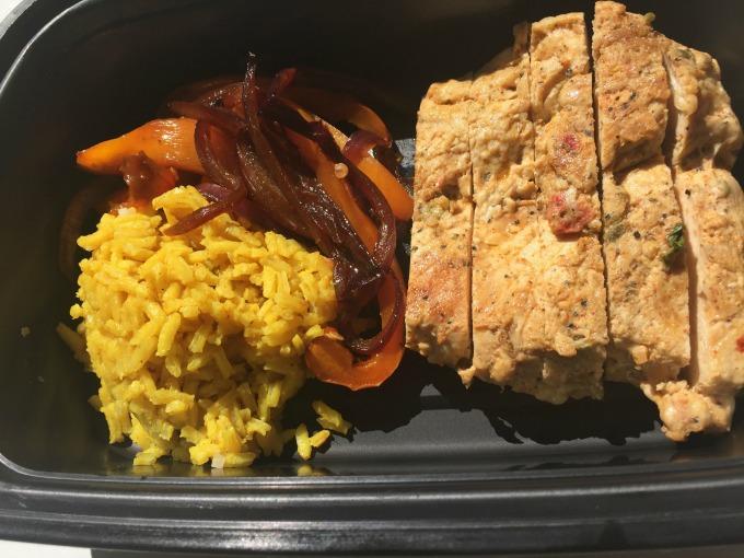 Meal Prep Monday: chicken fajitas