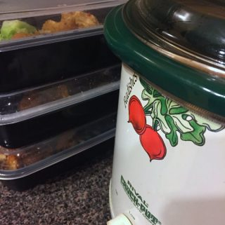 crock pot meals make things simple and easy to clean up