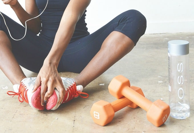 make changes by incorporating exercise into your routine