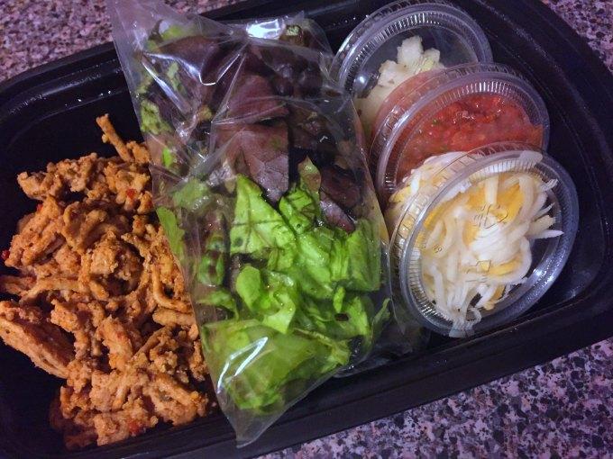 taco salad to go