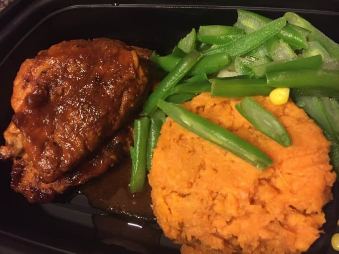 chicken sweet potatoes meal prep