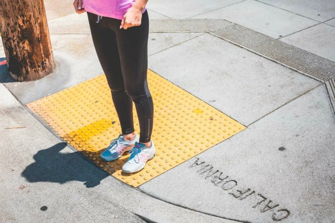 take a walk and move closer to fitness