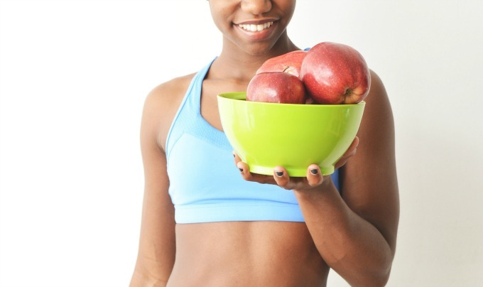 A well balanced meal and meal prepping are tips to A workout partner will help you stay motivated to exercise year round