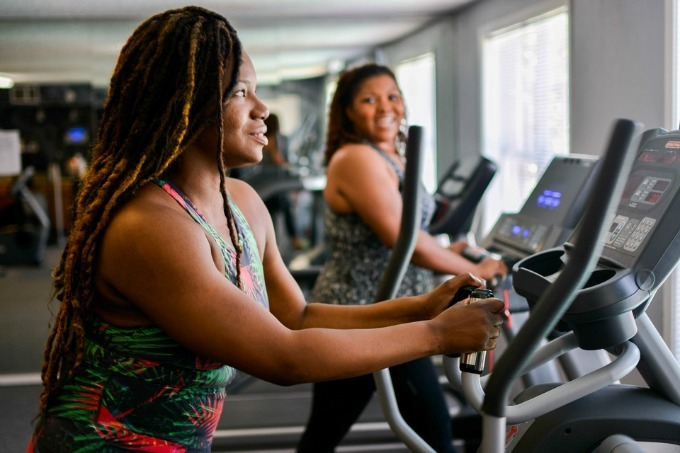 A workout partner will help you stay motivated to exercise