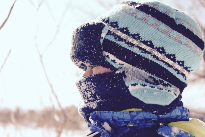 Snow and layers of clothes are two of the 7 reasons I hate
